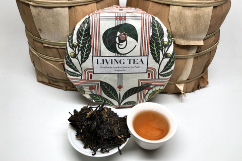 Rolling Thunder - Dian Hong Honey Red Tea Lincang, Yunnan 2019 - 2 oz / 240 g cake