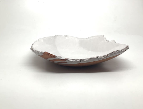 Sitting Swan - Raw Edge Gongfu Bowl