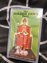 Load image into Gallery viewer, Golden Dawn Tarot Deck