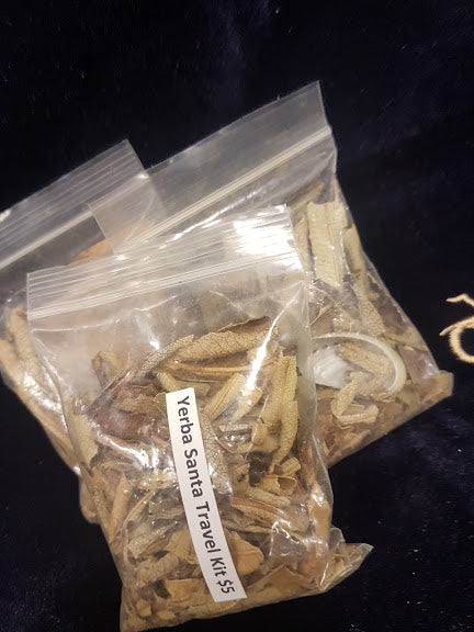 Yerba Santa Travel Smudging Kit