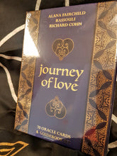 Load image into Gallery viewer, Journey of Love Oracle Cards