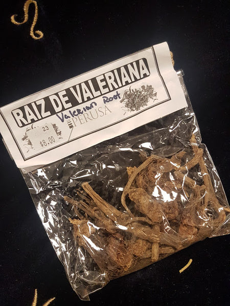 Valerian Root Ritual Supplies