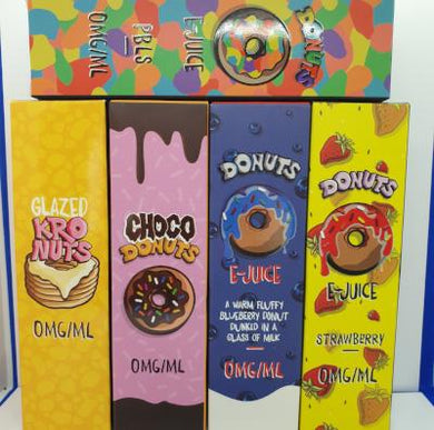 Donuts - Pbls 50ml - One Click Vapor