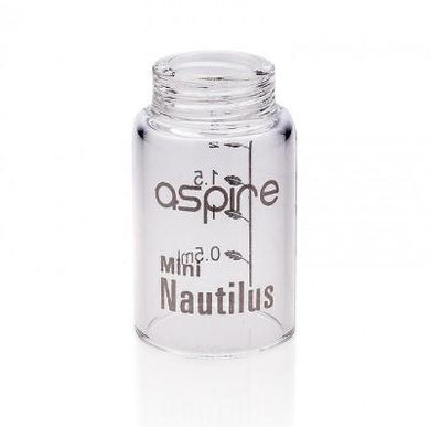 Aspire Nautilus mini TPD Replacement Glass 1PK - One Click Vapor
