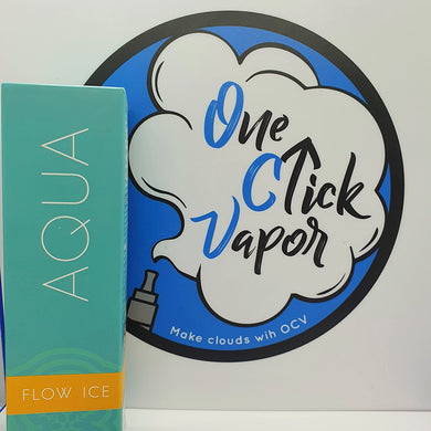 Aqua - Flow Ice 50ml - One Click Vapor