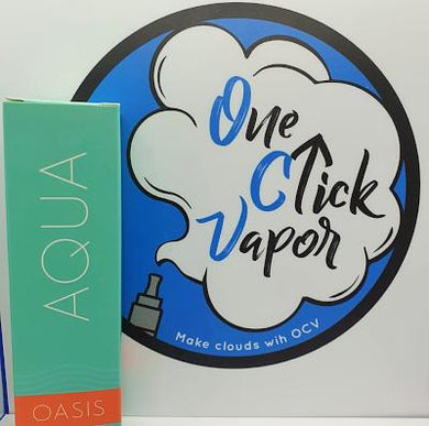 Aqua - Oasis 50ml - One Click Vapor