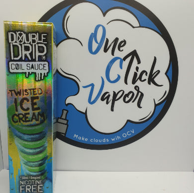 Double Drip - Twisted Ice Cream - One Click Vapor