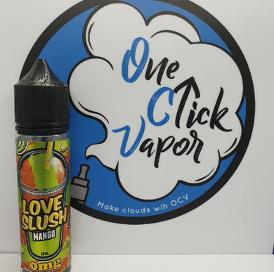 Love Slush E-liquid - Mango