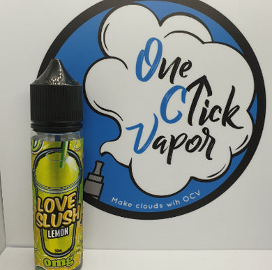Love Slush E-liquid - Lemon