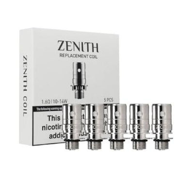 Innokin Zenith Replacement Coils (5 Per pack) - One Click Vapor