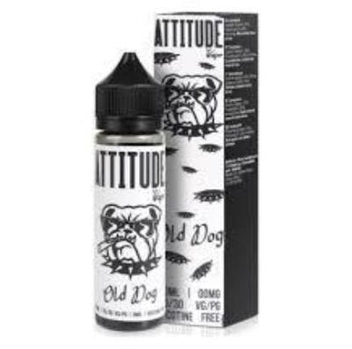 Attitude - Old Dog 50ml - One Click Vapor