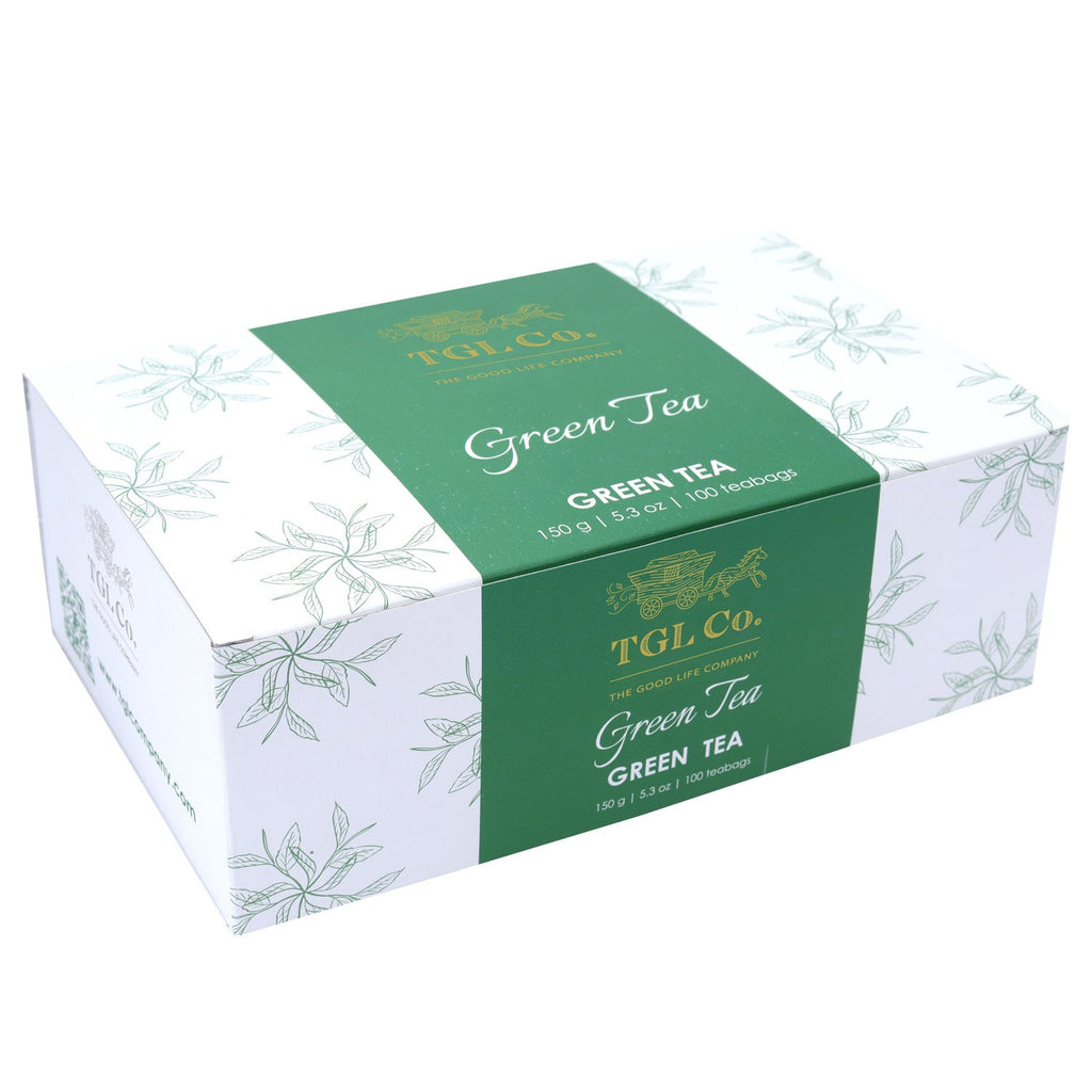 Green Tea - Pack of 100