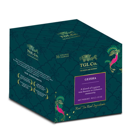 TGL Co. Geisha Green Tea