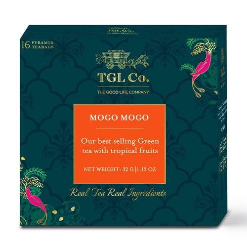 TGL Co. Mogo Mogo Green Tea