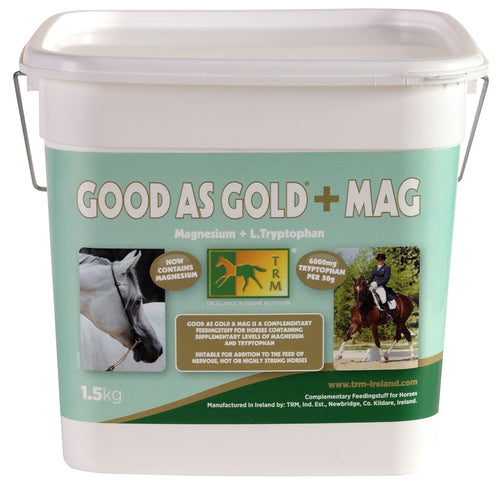 TRM Good As Gold+Mag 1500g - TRM-IRELAND.DE