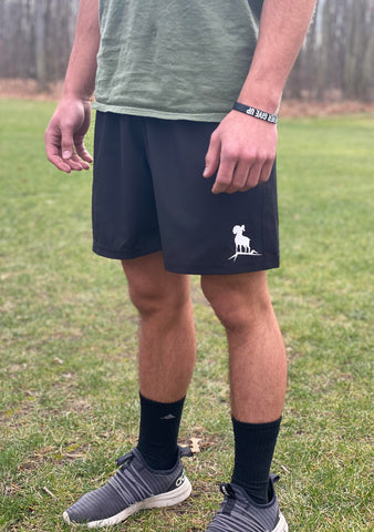 "5"" Training Shorts - Black"