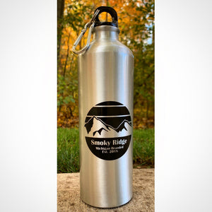 Water Bottle - Aluminum