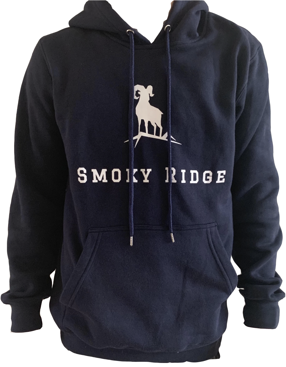 Hoodie - Navy Smoky Ridge Edition