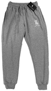 Joggers - Grey Cotton