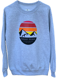 Crewneck - Grey Sunset Edition