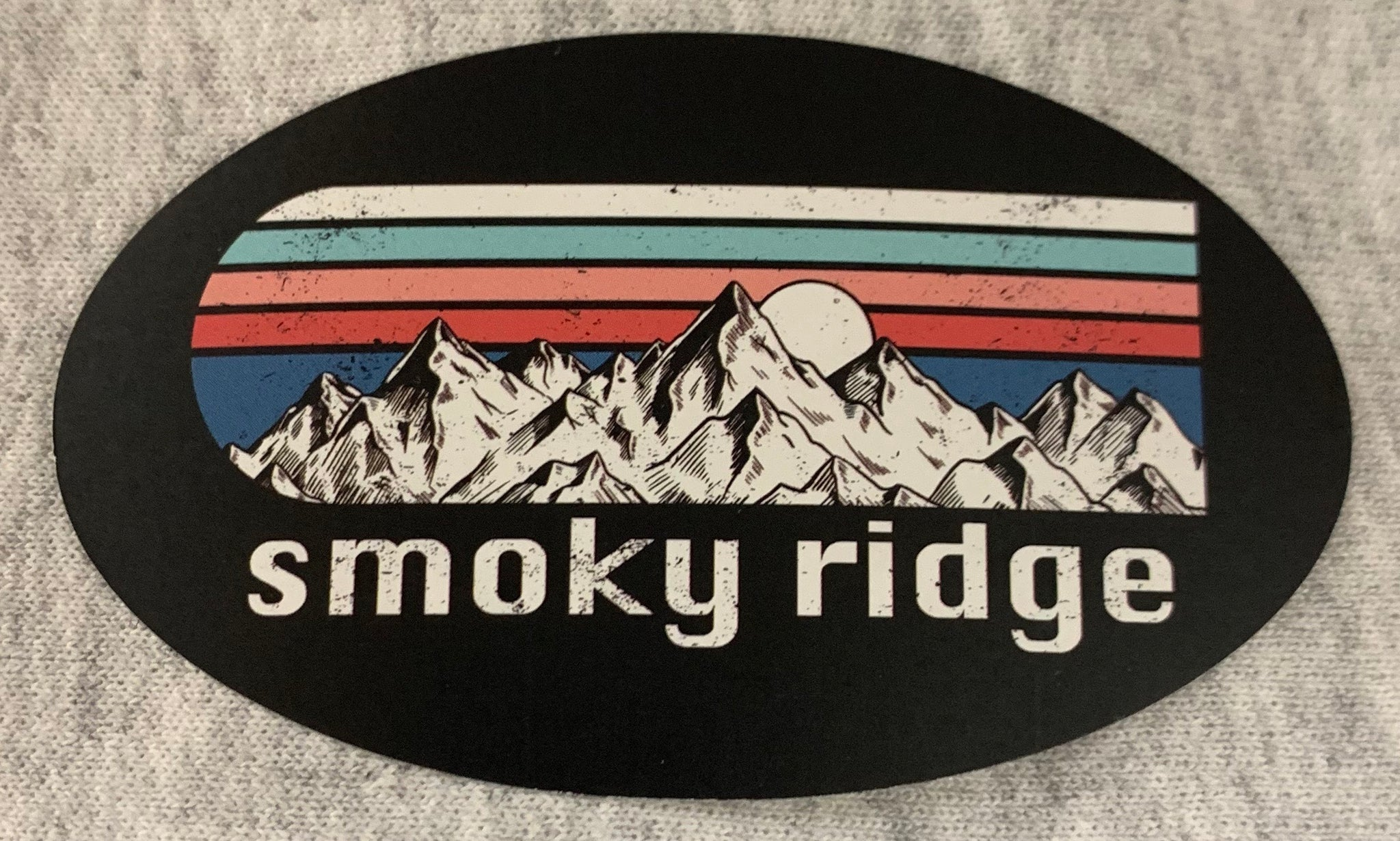 Sticker - Mountain Edition
