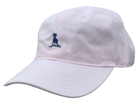 Dad Hat - Pink/Navy Blue