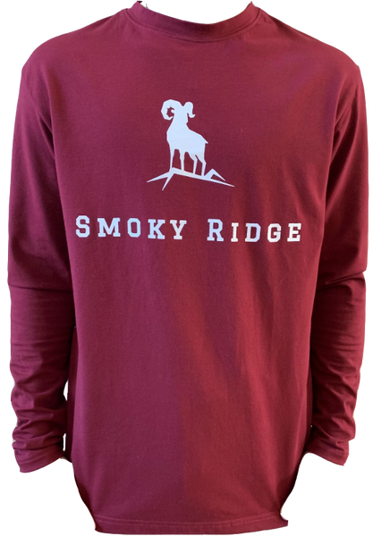 Long Sleeve - Burgundy