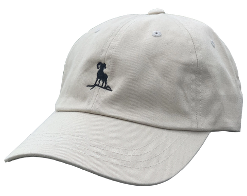 Dad Hat - Stone/Black