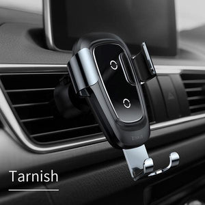 Wireless Charger - Car Vent/Dash Mount
