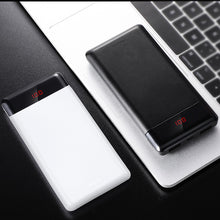 Load image into Gallery viewer, Power Bank 10000mAh with digital display