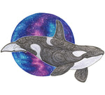 Cosmic Orca Original Painting