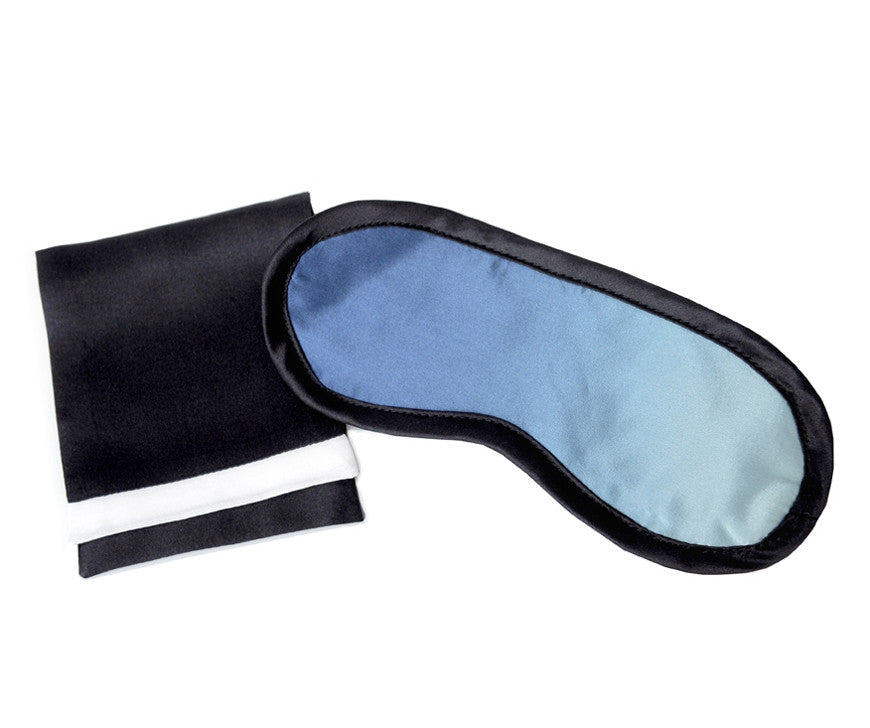 Silk Eye Mask in silk gift bag
