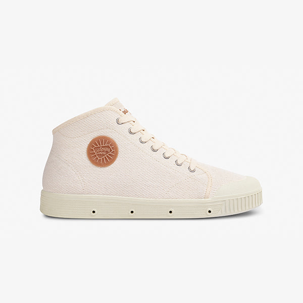 Vintage Twill Mid Cut Womens with Embossed Springcourt logo