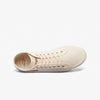 Top View of Mens Mid Cut Vintage Twill Sneakers