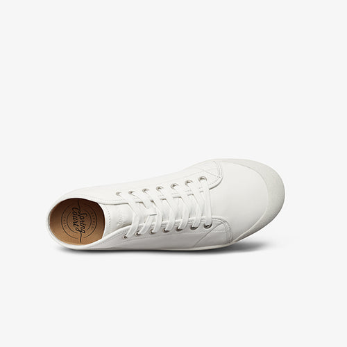 B2N Nappa Leather - White