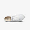 Top View Lace Up Womens White Springcourt sneakers