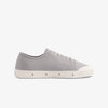 Mens Grey Sneakers Profile View