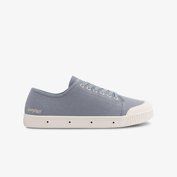 Organic Canvas Women's Springcourt Sneakers side view