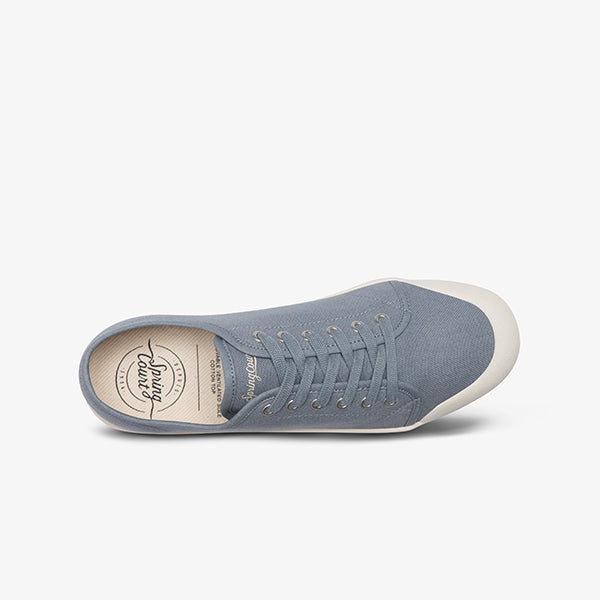 Top View Women's Organic Canvas Sneakers