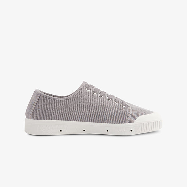 Inner Side View Washed Twill Women's Springcourt Sneaker