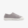 Mens Grey Will Sneakers Profile View