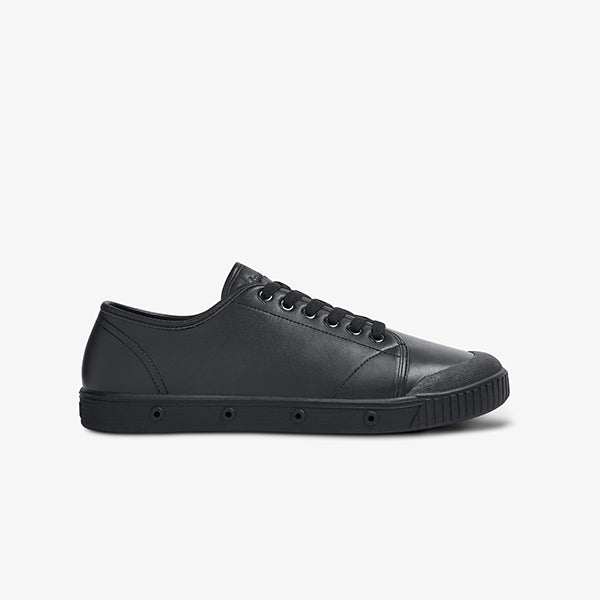 Springcourt classic black sneakers