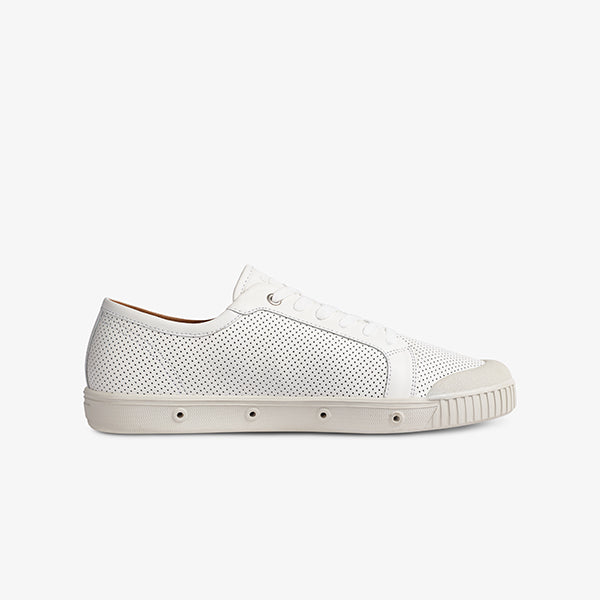 Side View Lace Up Women's Sneakers