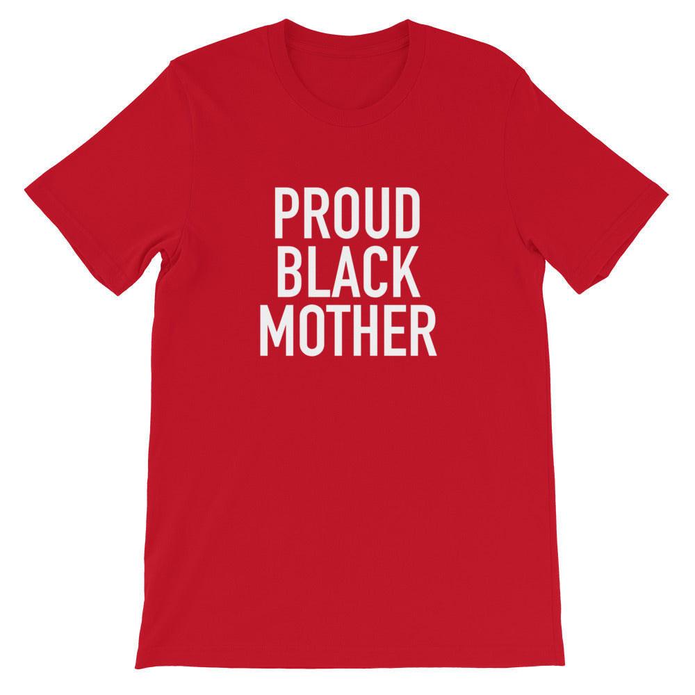 Proud Black Mother T-Shirt