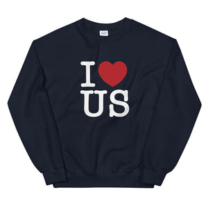 I Love Us - Sweatshirt