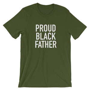 Proud Black Father - T-Shirt