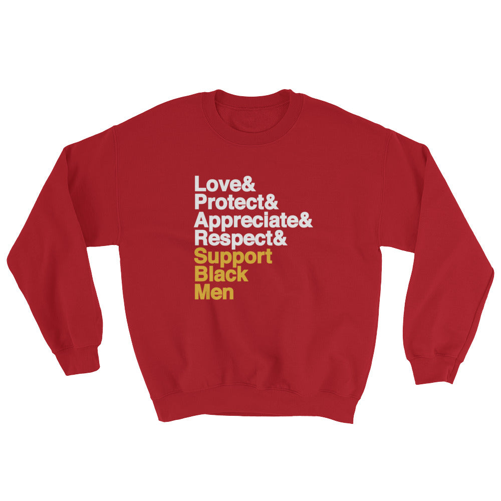 Support Black Men - Sweatshirt