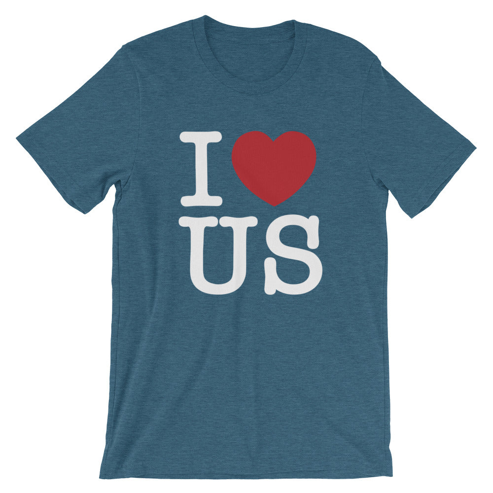 I Love Us T-Shirt