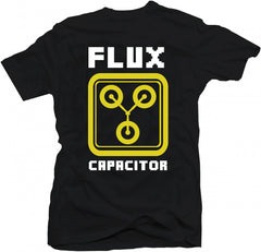 Flux Capacitor Back To The Future Funny Sci-Fi Movie Men's New T-Shirt - theteehouse