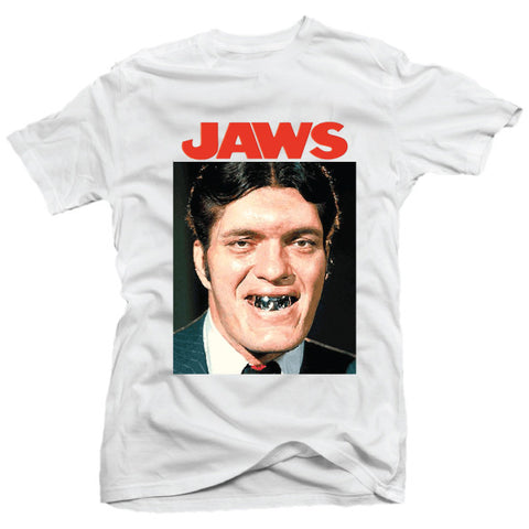 Jaws Funny Parody New Mens Spy Movie T Shirt - theteehouse